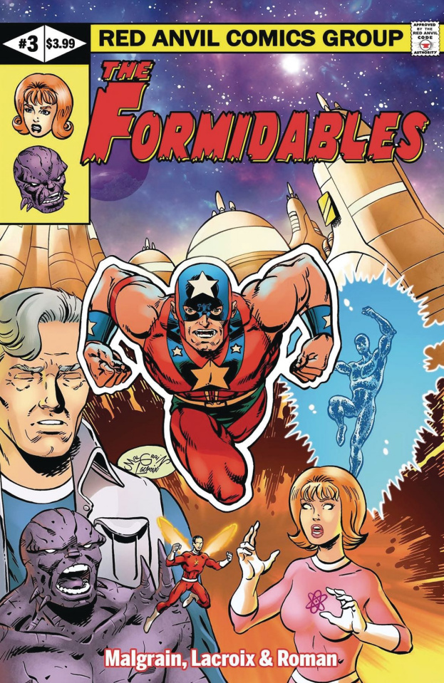 The Formidables #3