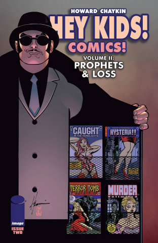 Hey Kids! Comics! Prophets & Loss #2