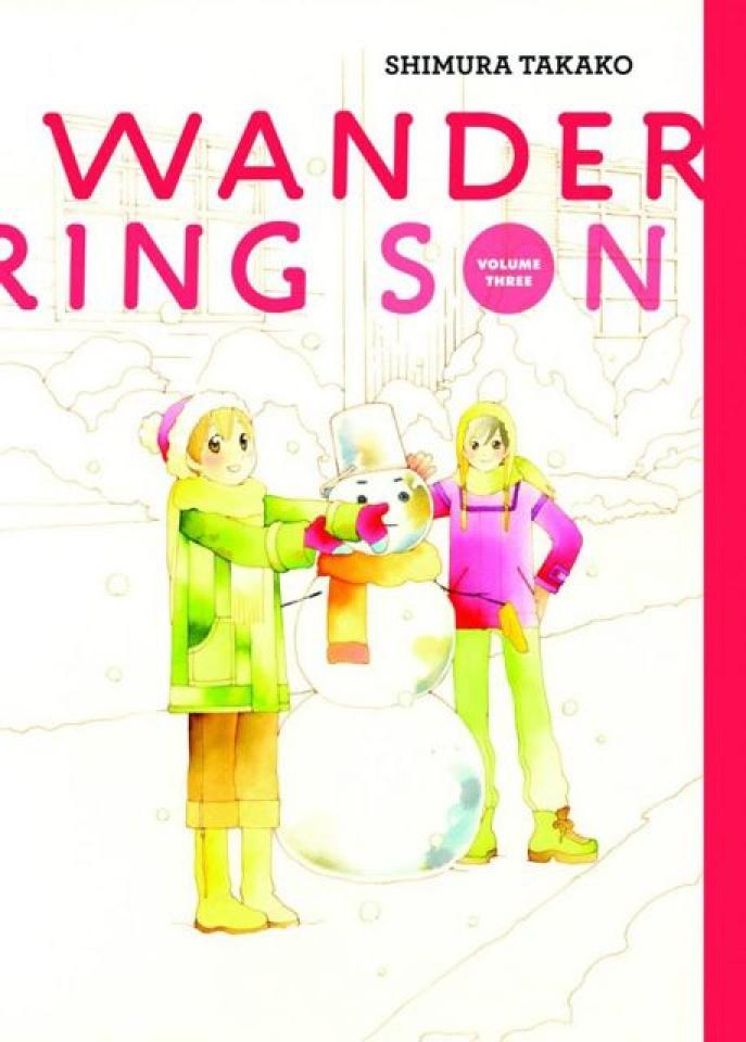 Wandering Son Vol. 3