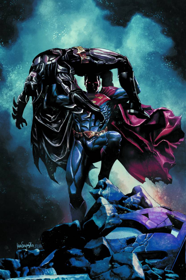 Injustice: Gods Among Us #12