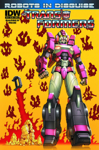 The Transformers: Robots in Disguise #18