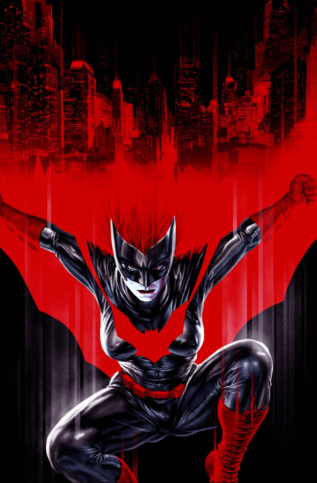 Batwoman #13 (Variant Cover)