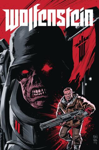 Wolfenstein #2 (Wahl Cover)