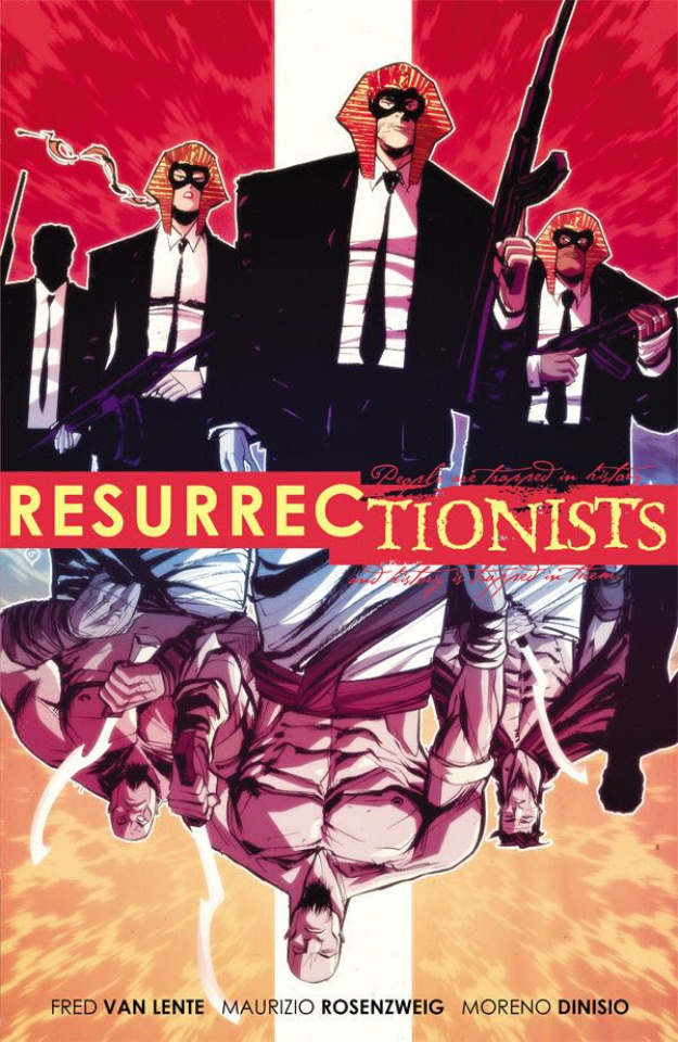 The Resurrectionists Vol. 1: Near Death Experienced