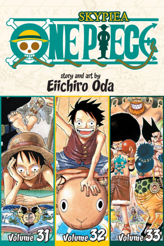 One Piece Vol. 11 (3-in-1)