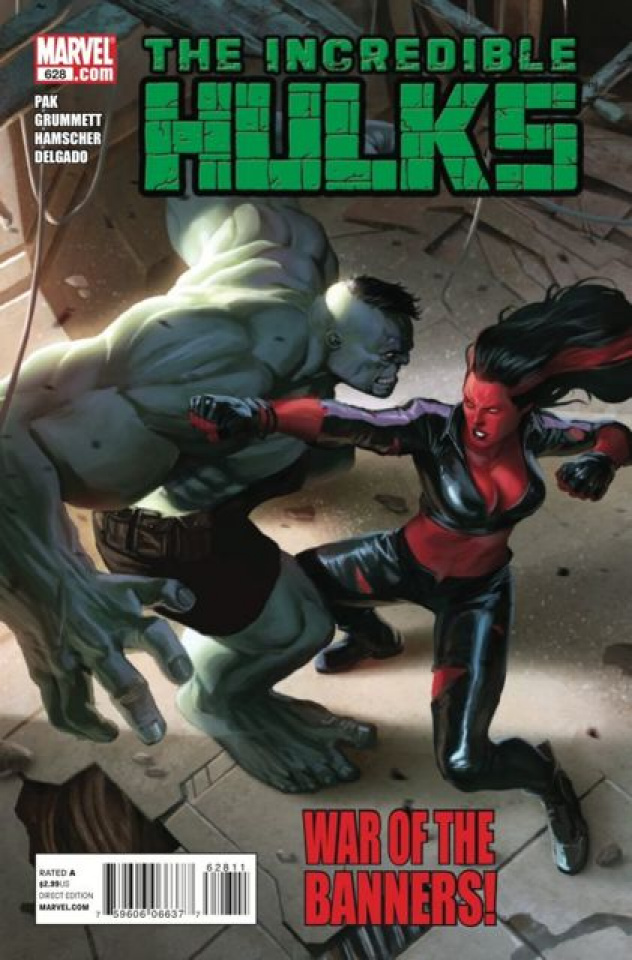 The Incredible Hulks #628