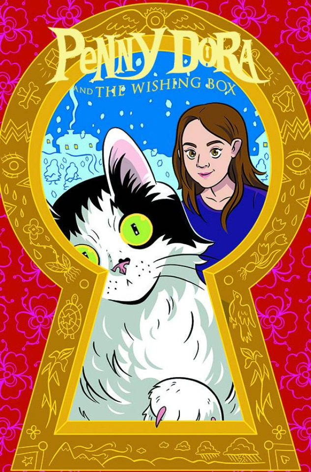 Penny Dora and The Wishing Box #1 (Larson Cover)