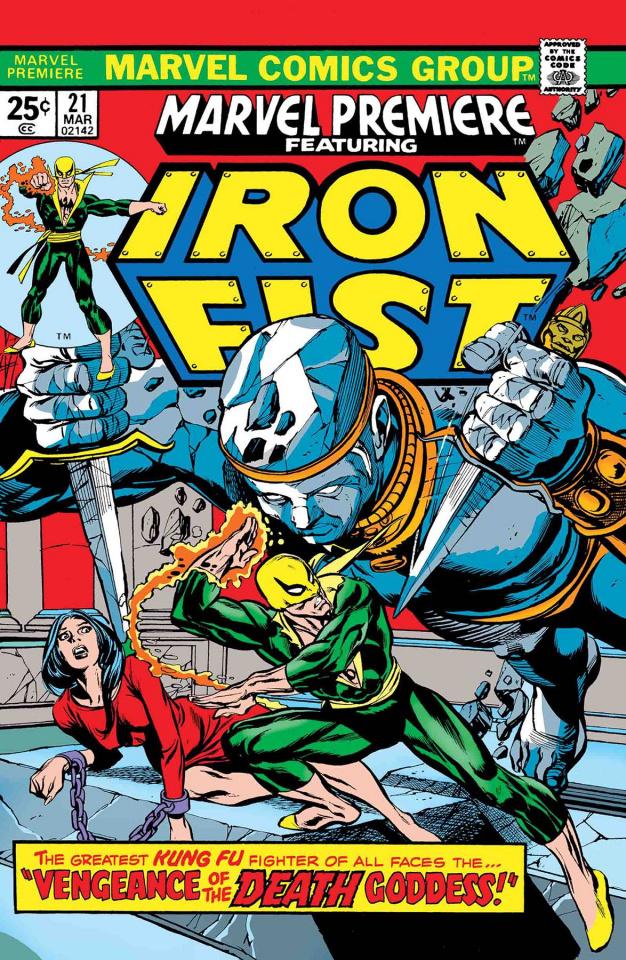 Iron Fist: Misty Knight #1 (True Believers)