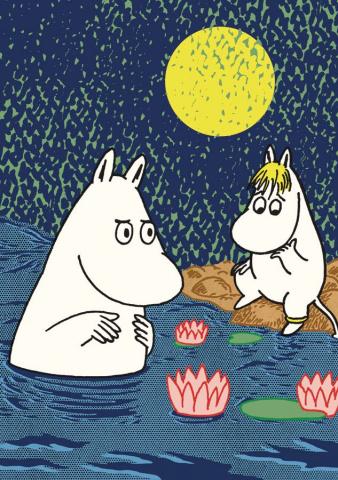 Moomin (Lars Jansson Slipcase)