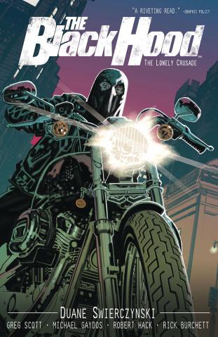 The Black Hood Vol. 2