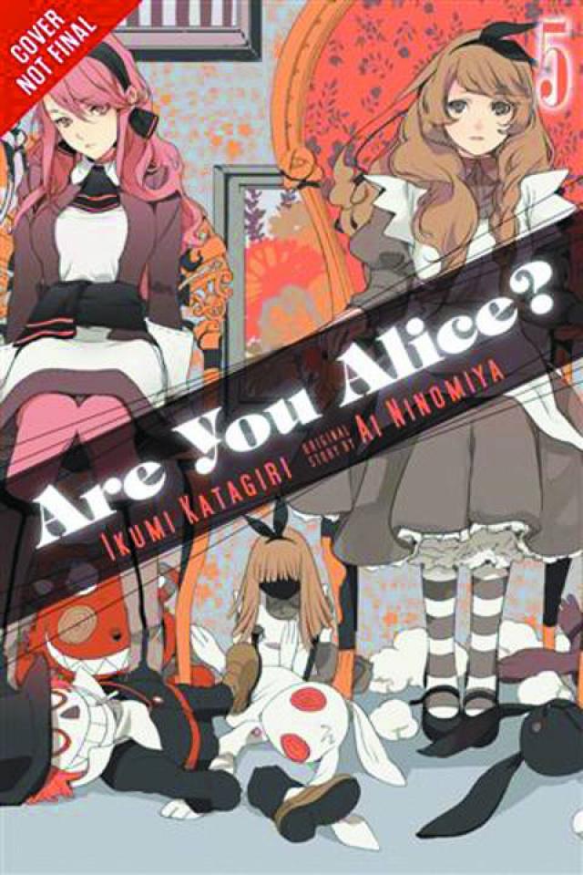 Are You Alice? Vol. 5