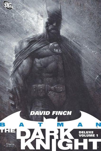 Batman: The Dark Knight Vol. 1: Golden Dawn