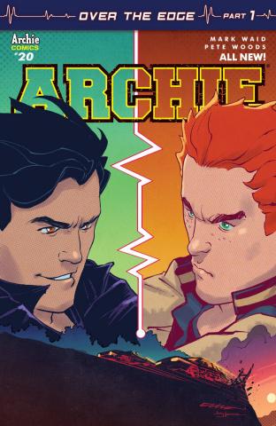 Archie #20 (Adam Gorham Cover)