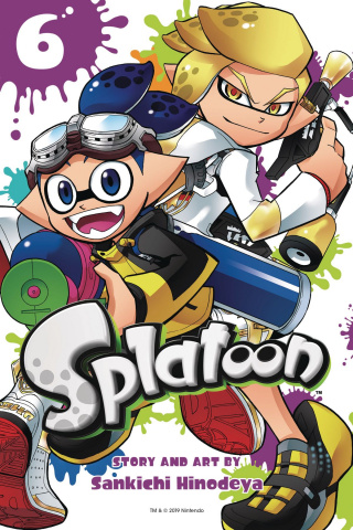 Splatoon Vol. 6