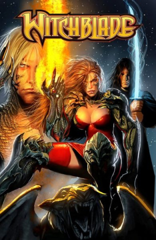 Witchblade: Redemption Vol. 3