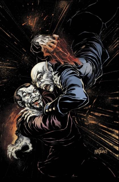 Anno Dracula #5 (Mandrake Cover)