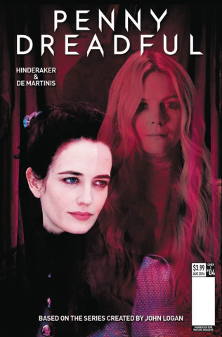 Penny Dreadful #4 (Photo Cover)