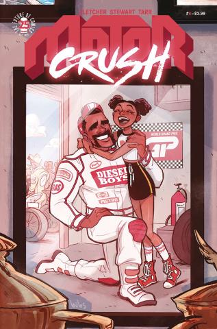 Motor Crush #6 (Tarr Cover)