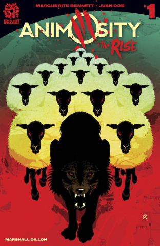 Animosity: The Rise #1