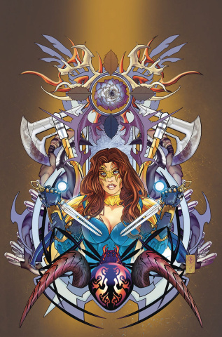 Belle: Oath of Thorns #1 (Colapietro Cover)