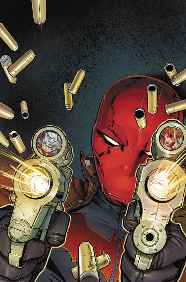 Red Hood and The Outlaws Vol. 1: Dark Trinity