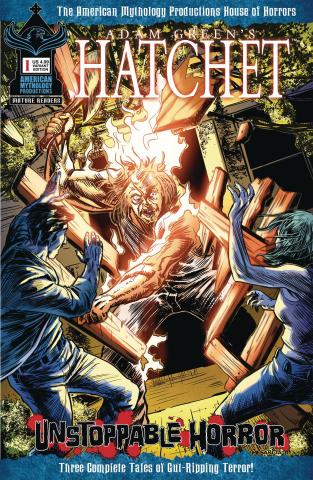 Hatchet: Unstoppable Horror #1 (Mesarcia Cover)