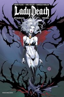 Lady Death #1 (Premiere Retailer Bonus Cover)