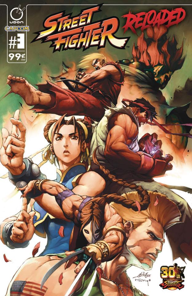 Street Fighter: Reloaded #3