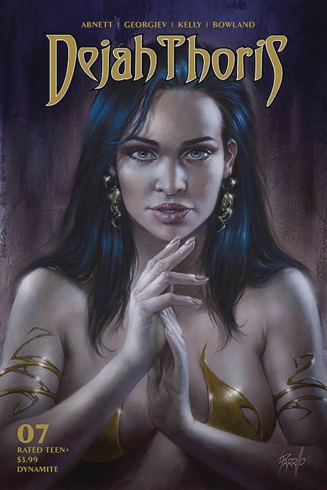 Dejah Thoris #7 (Parrillo Cover)