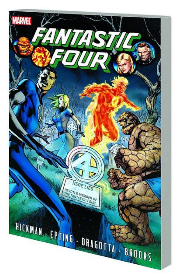 Fantastic Four by Jonathan Hickman Vol. 4