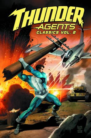 T.H.U.N.D.E.R. Agents Classic Vol. 2