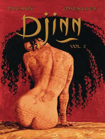Djinn Vol. 2