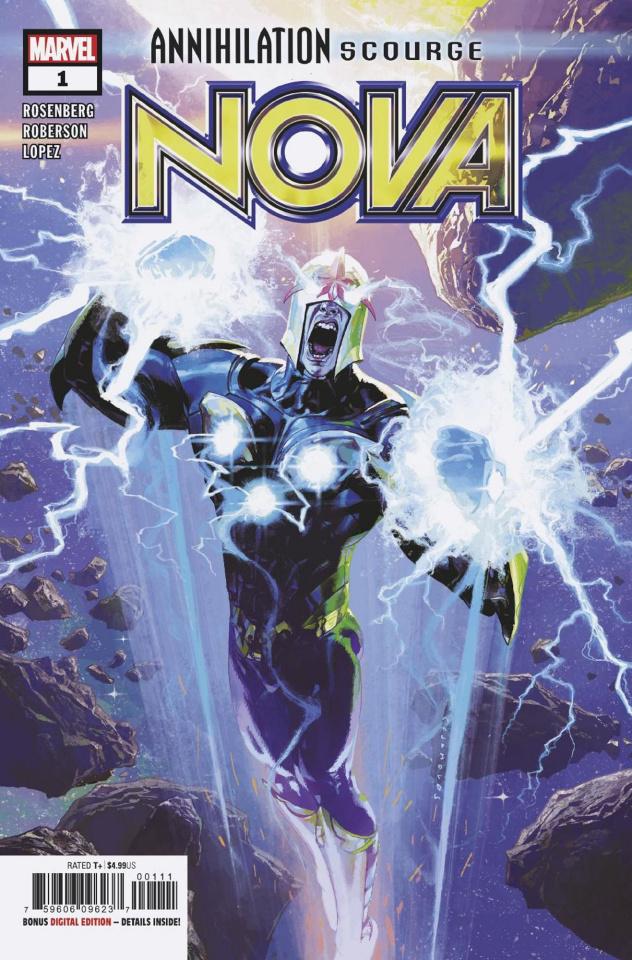 Annihilation: Scourge - Nova #1