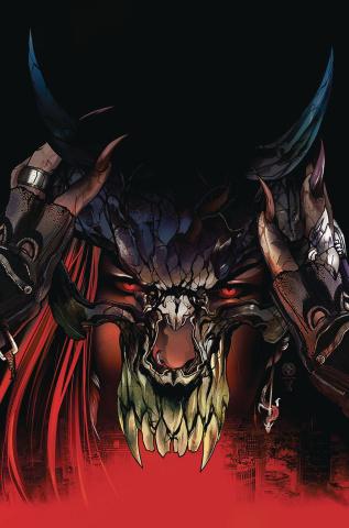 Hellchild: Blood Money #1 (Colapietro Cover)