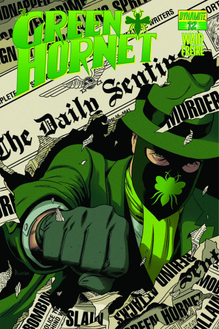 The Green Hornet #12