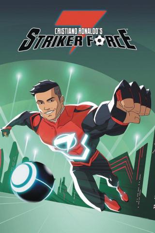 Striker Force 7 #1 (Cover B)