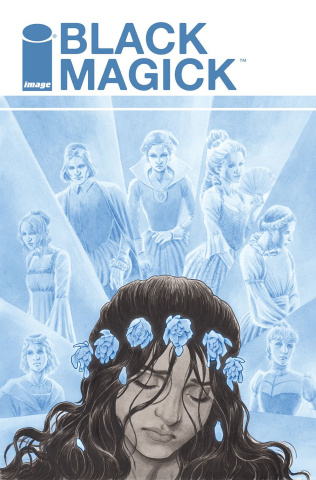 Black Magick #6 (Scott Cover)