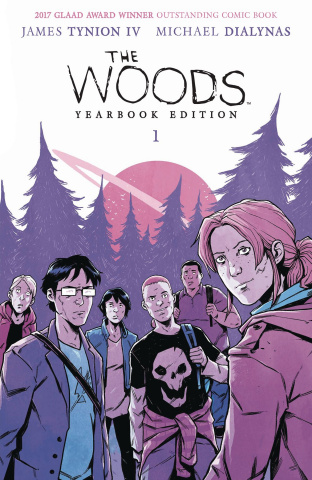 The Woods Vol. 1 (Yearbook Edition)