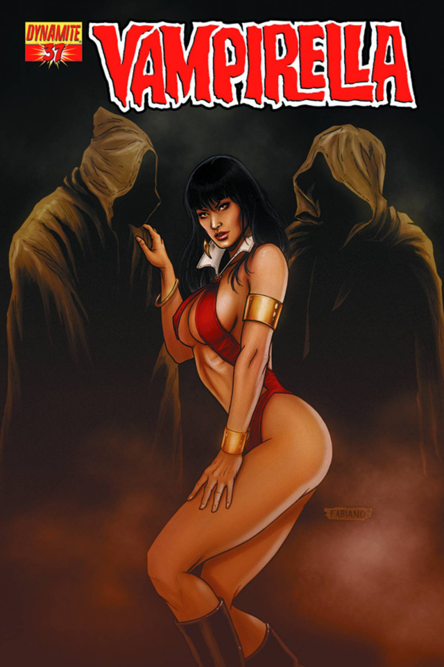Vampirella #37 (Neves Cover)