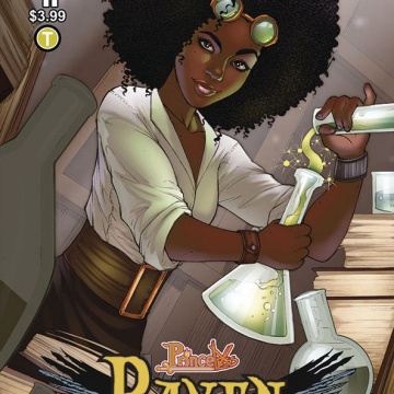 Princeless: Raven, The Pirate Princess - Year 2 #11