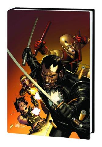Ultimate Comics Avengers: Blade vs. Avengers