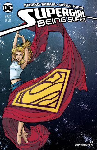 Supergirl: Being Super #4