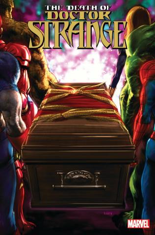 The Death of Doctor Strange #2