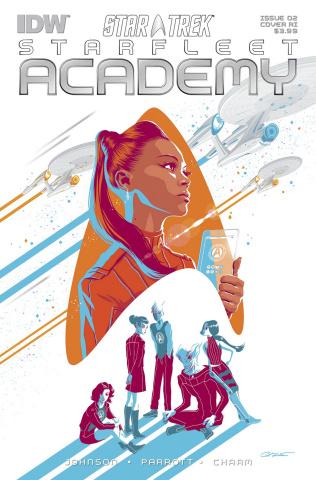 Star Trek: Starfleet Academy #2 (10 Copy Cover)