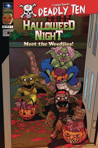 Deadly Ten Presents Halloweed Night: Meet the Weedjies!