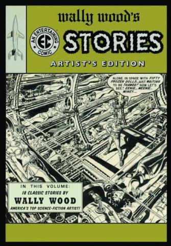 Wally Wood's EC Stories Artist Edition (2nd Printing)