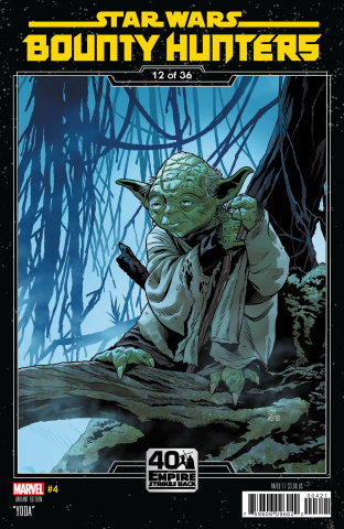 Star Wars: Bounty Hunters #4 (Sprouse Empire Strikes Back Cover)