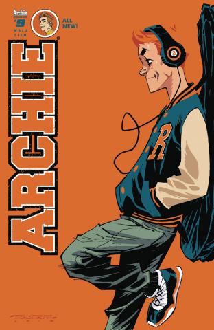 Archie #9 (Khary Randolph Cover)