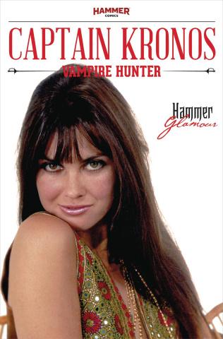 Captain Kronos #4 (Hammer Glamour Cover)