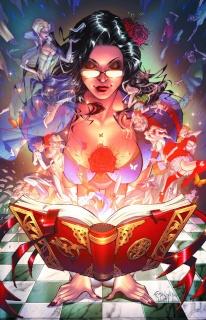 Grimm Fairy Tales Omnibus Vol. 1